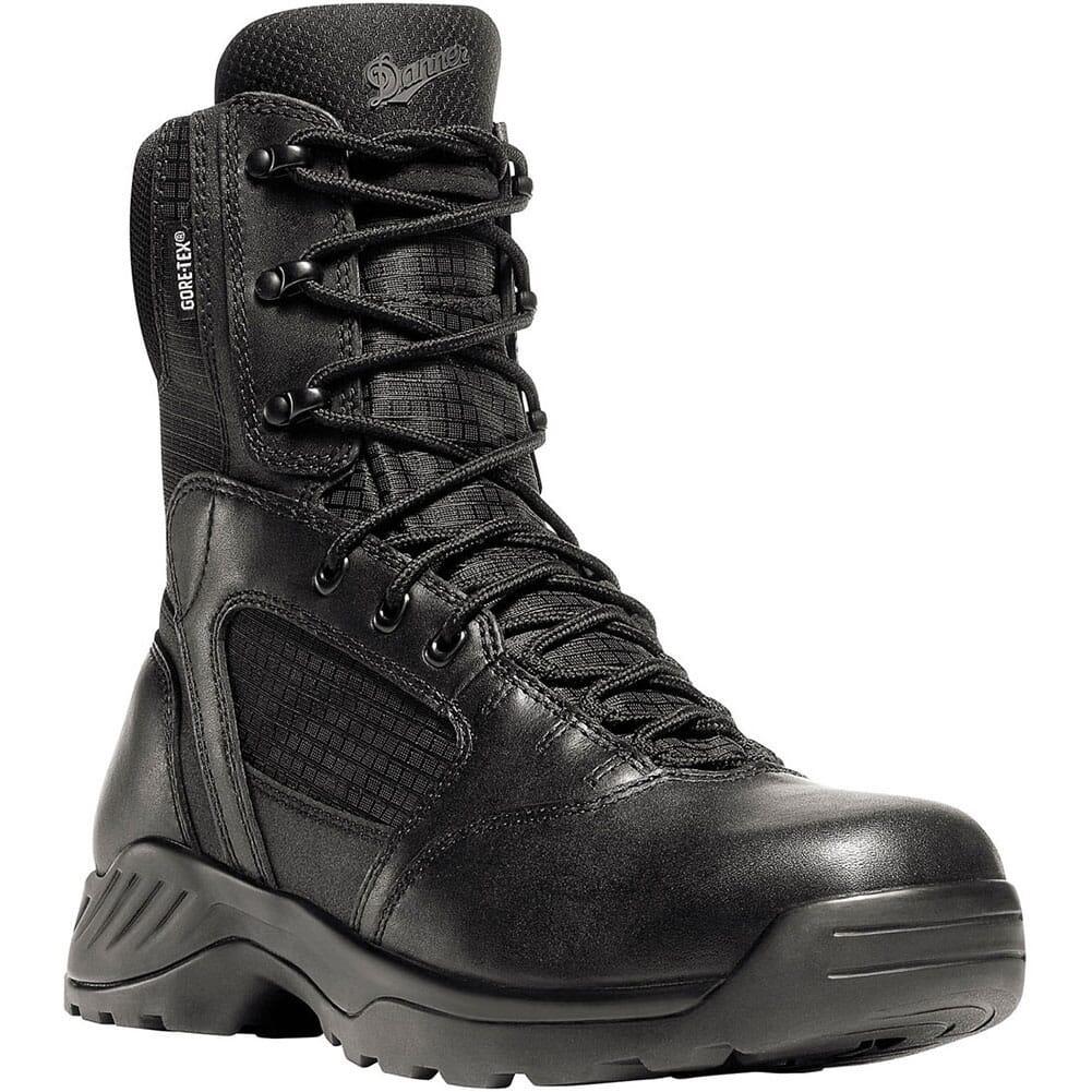 Image for Danner Men's Kinetic Uniform Boots - Black from elliottsboots