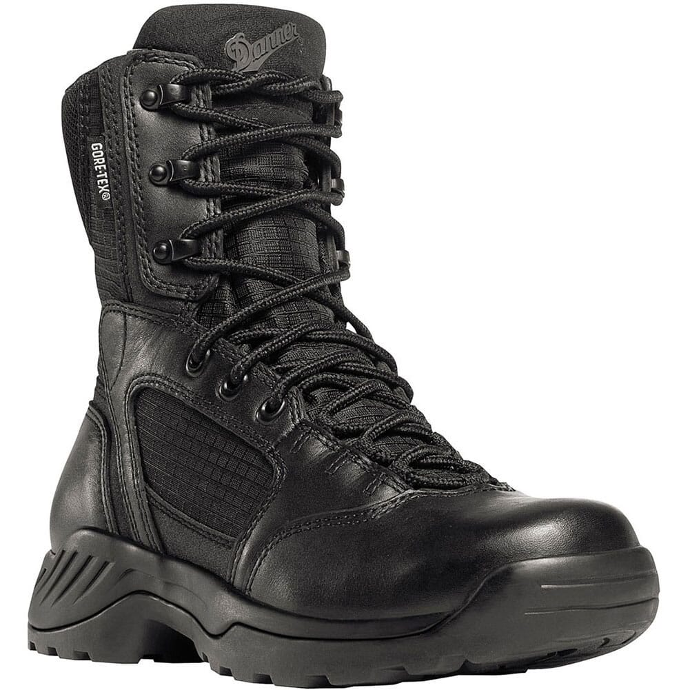 Image for Danner Women's Kinetic GTX Uniform Boots - Black from bootbay