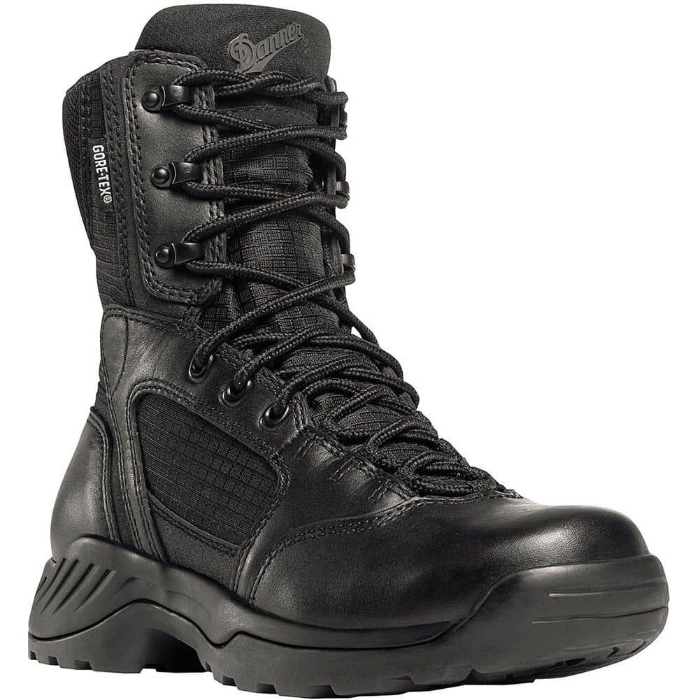 Image for Danner Women's Kinetic GTX Uniform Boots - Black from elliottsboots