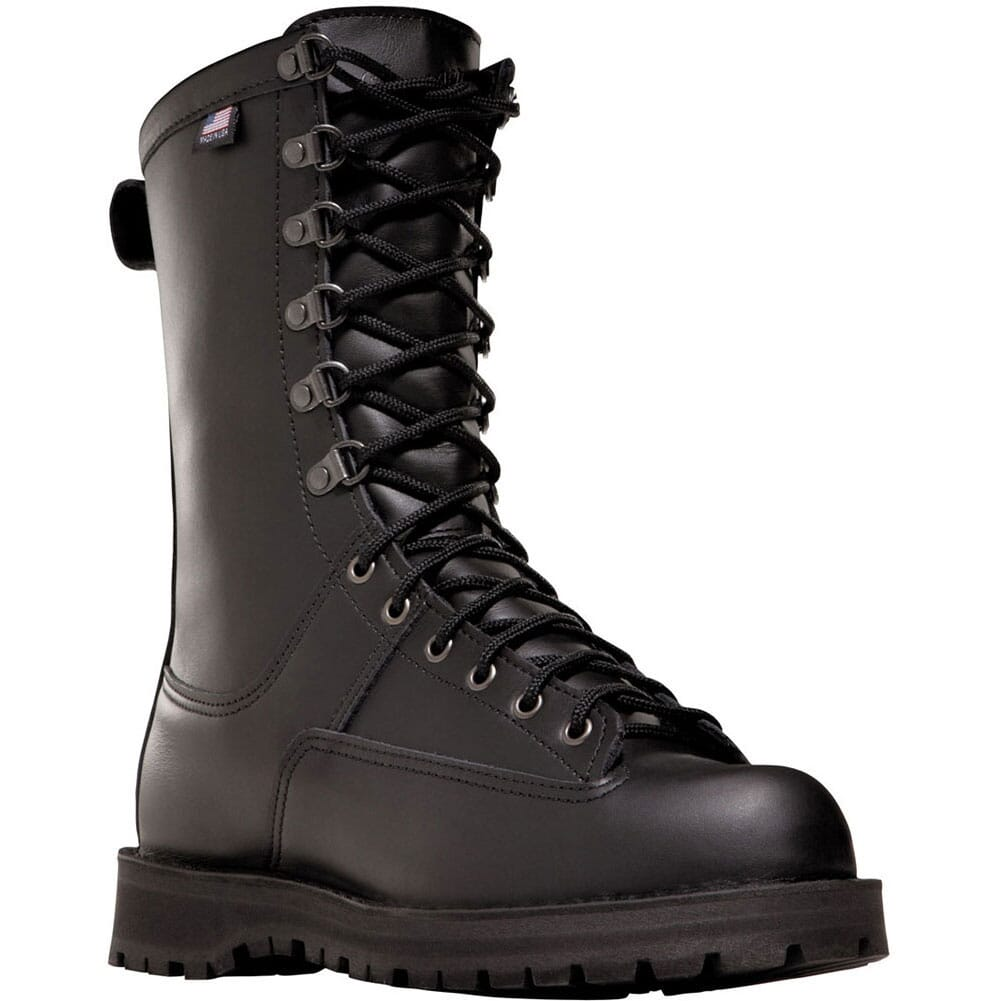 Image for Danner Women's Fort Lewis Uniform Boots - Black from bootbay
