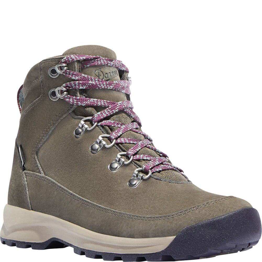 Image for Danner Women's Adrika Hiking Boots - Ash from bootbay