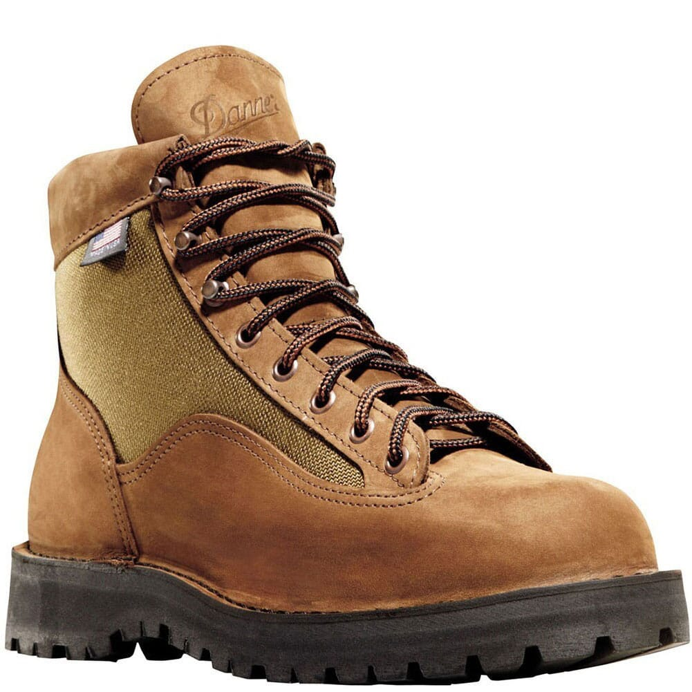 Image for Danner Women's Light II Hiking Boots - Brown from elliottsboots