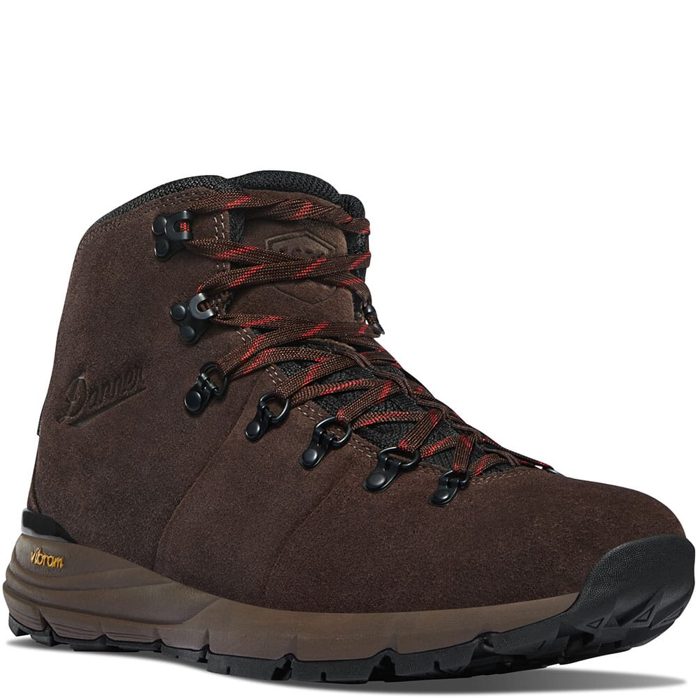 Image for Danner Men's Mountain 600 Waterproof Hiking Boots - Java/Bossa Nova from bootbay