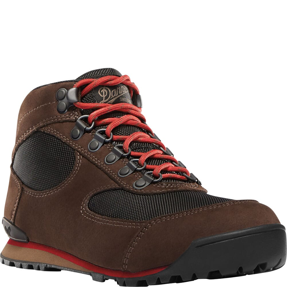 Image for Danner Women's Jag Waterproof Hiking Boots - Java/Black from bootbay
