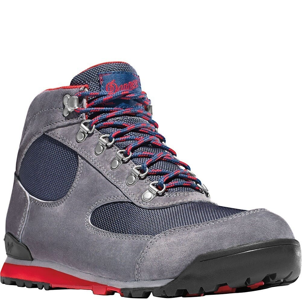 Image for Danner Men's Jag Hiking Boots -Steel Gray/Blue Wing Teal from bootbay