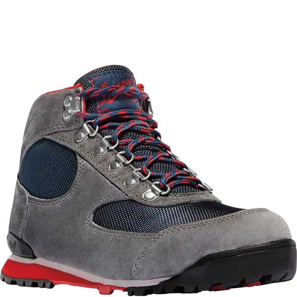 Image for Danner Women's Jag Hiking Boots - Steel Gray from bootbay