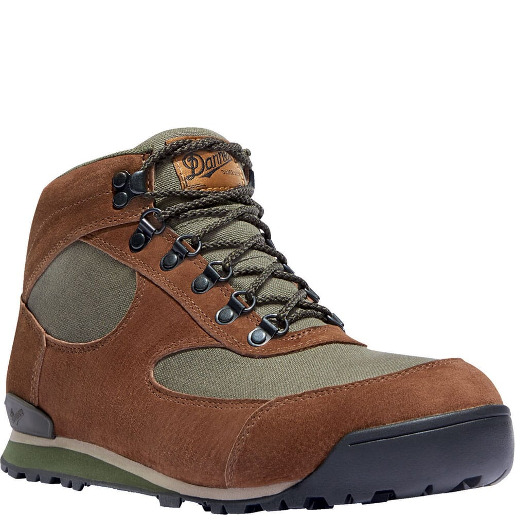 Image for Danner Men's Jag Hiking Boots - Bark/Dusty Olive from bootbay