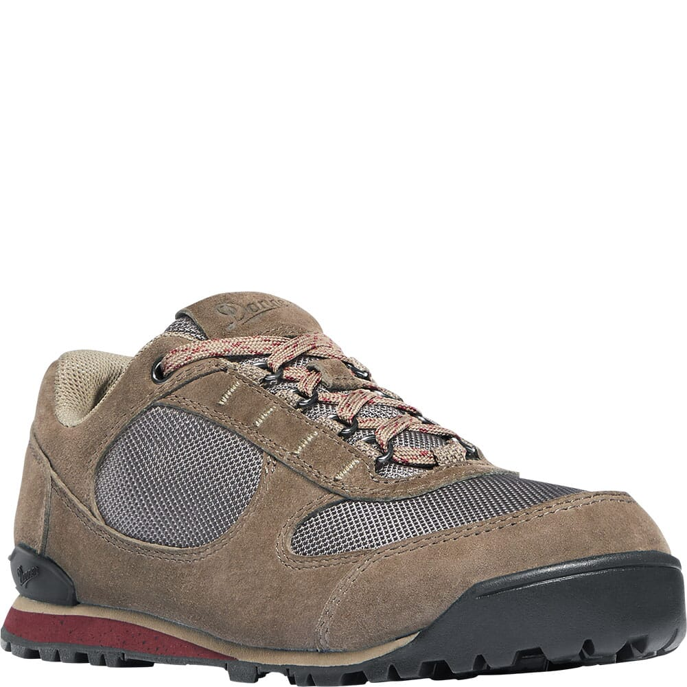 Image for Danner Women's Jag Low Hiking Shoes - Chocolate Chip from bootbay