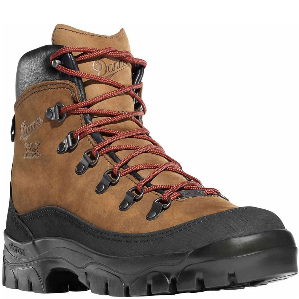 Image for Danner Women's Crater Rim Hiking Boots - Brown from elliottsboots
