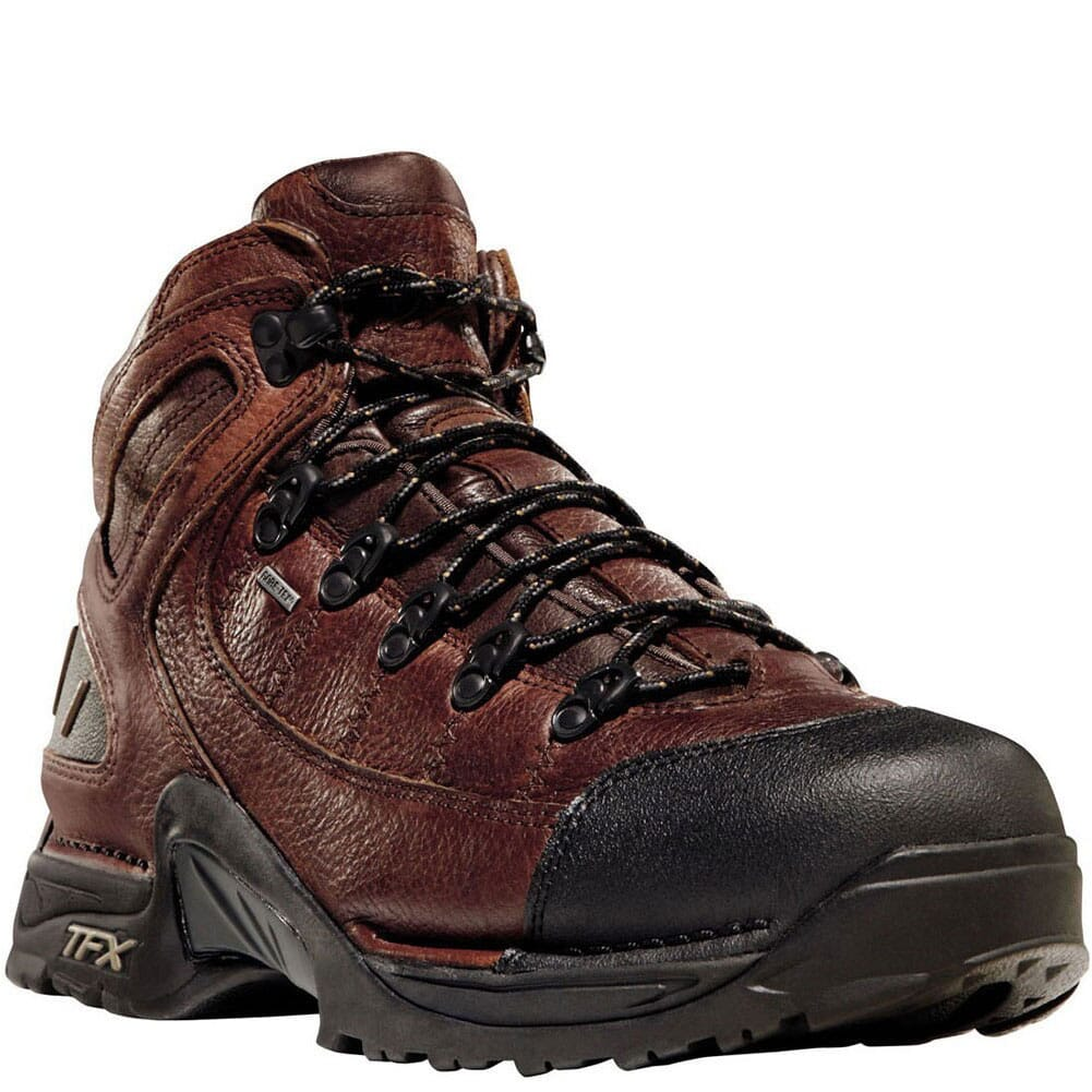 Image for Danner Men's 453 GTX Hiking Boots - Brown from bootbay