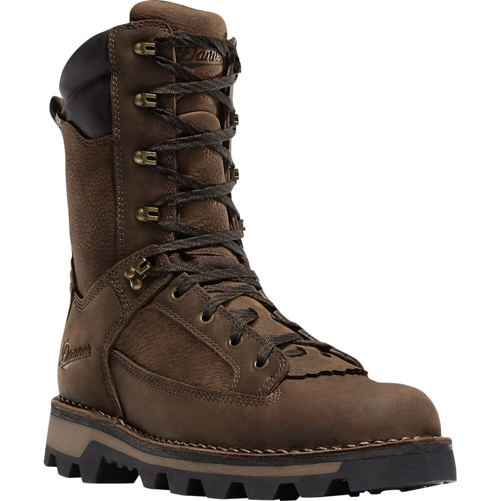 Image for Danner Men's Powderhorn 10IN WP Hunting Boots - Brown from bootbay