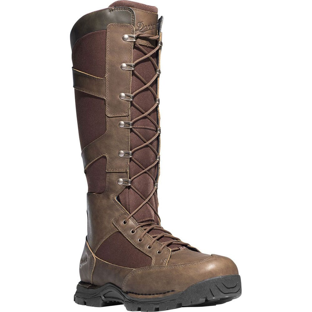 Image for Danner Men's Pronghorn Snake Side-Zip Hunting Boots - Brown from bootbay