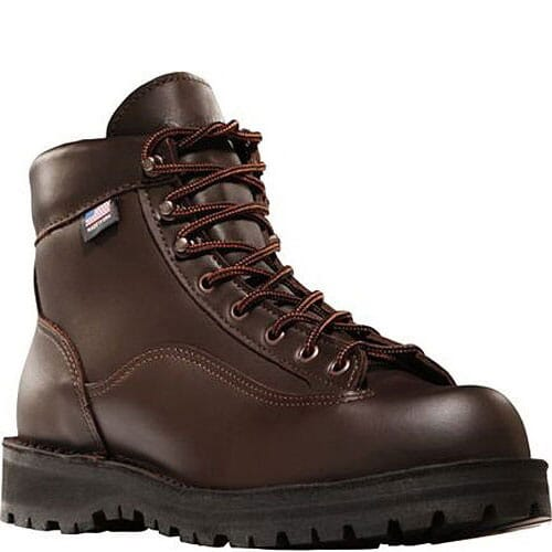 Image for Danner Women's Explorer GTX Hiking Boots - Brown from elliottsboots