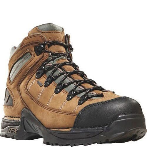 Image for Danner Men's 453 GTX Hiking Boots - Dark Tan from bootbay