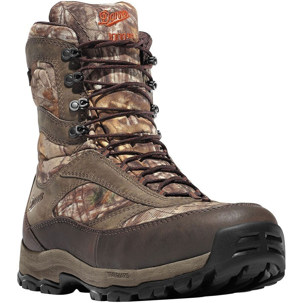 Image for Danner Men's High Ground 1000G Hunting Boots - RealTree from bootbay