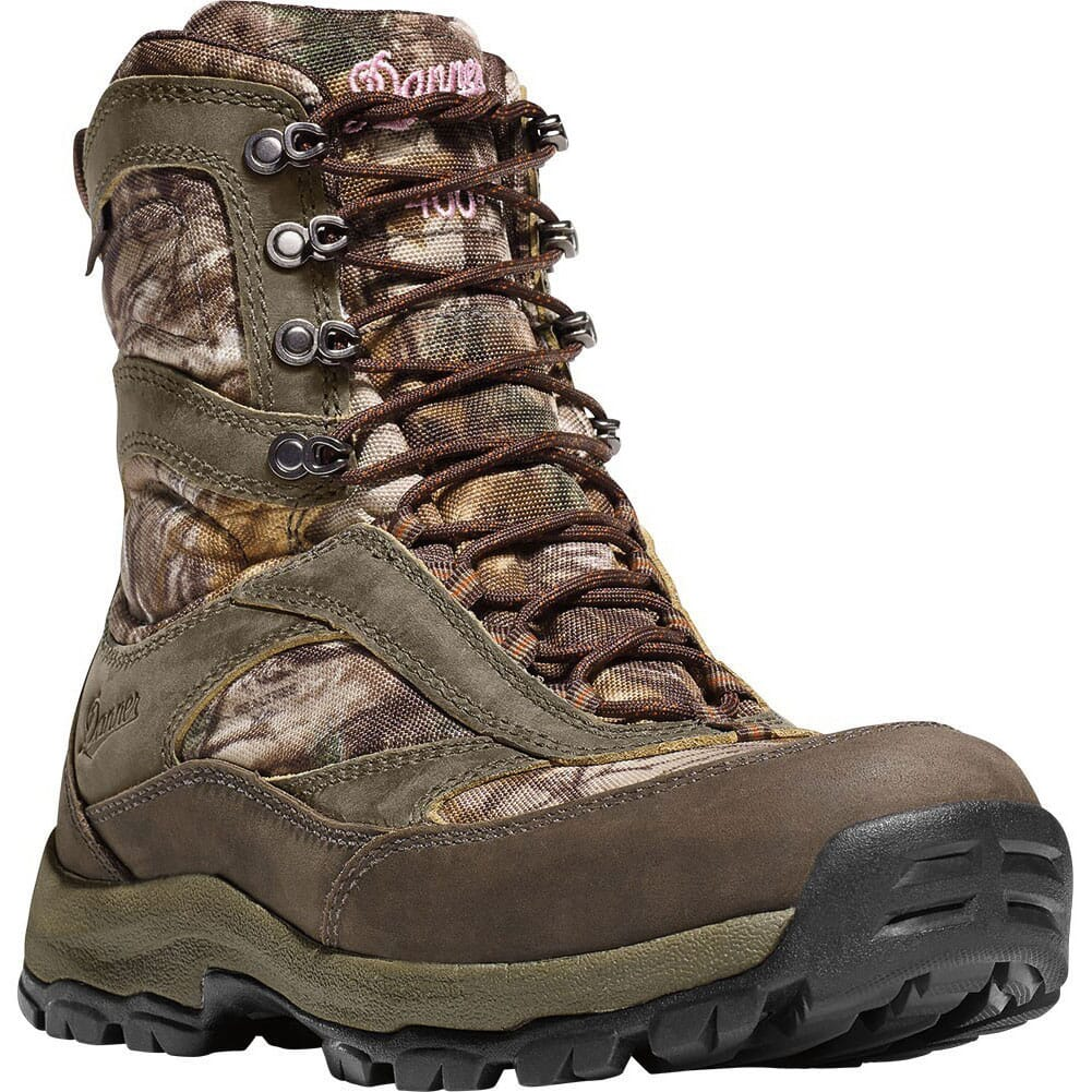 Image for Danner Women's High Ground Hunting Boots - Realtree Xtra from elliottsboots