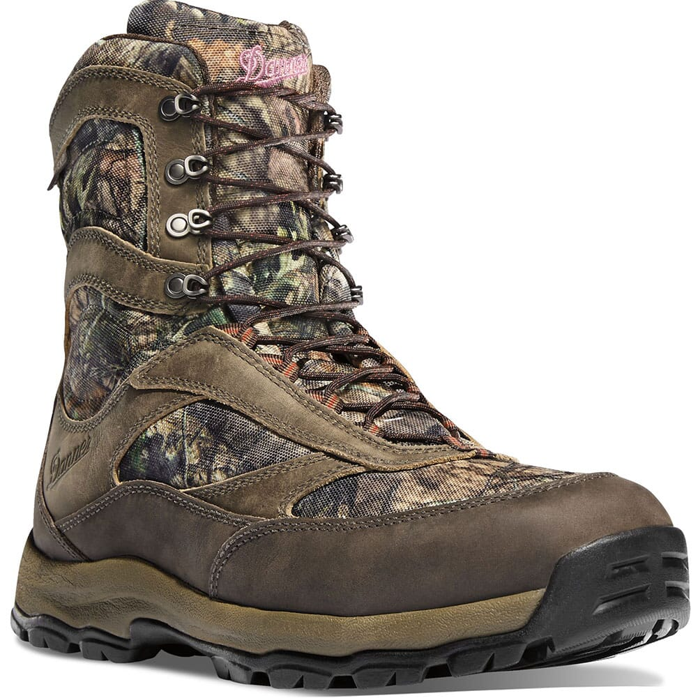 Image for Danner Women's High Ground Hunting Boots - Mossy Oak from bootbay