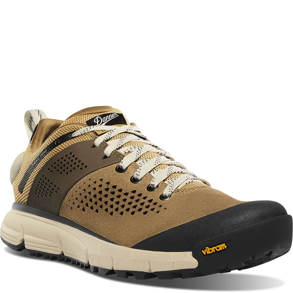 Image for Danner Women's Trail 2650 Hiking Shoes - Bronze/Wheat from bootbay