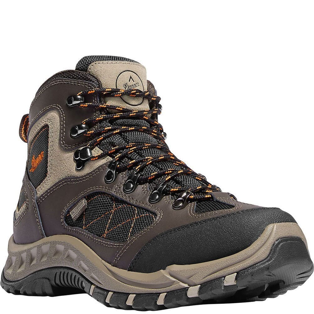 Image for Danner Men's TrailTrek 4.5 Hiking Boots - Brown from bootbay