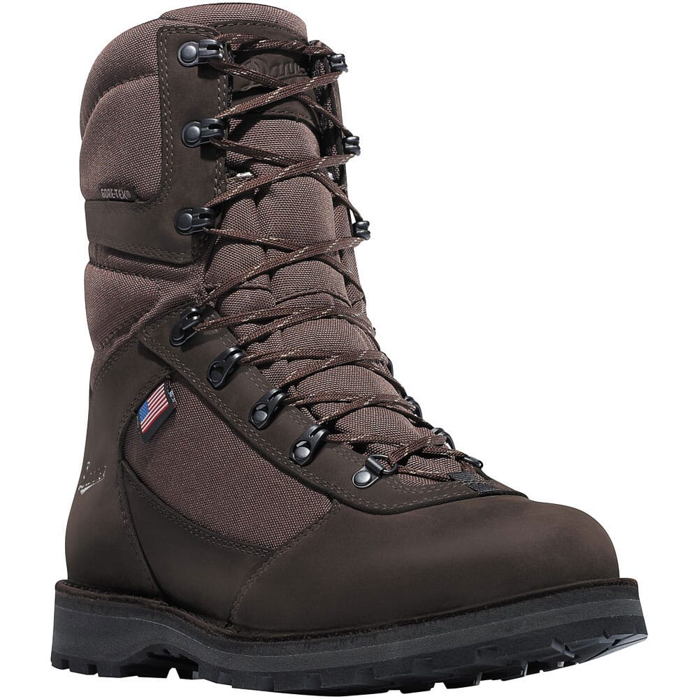 Image for Danner Men's East Ridge 400G Hunting Boots - Brown from bootbay