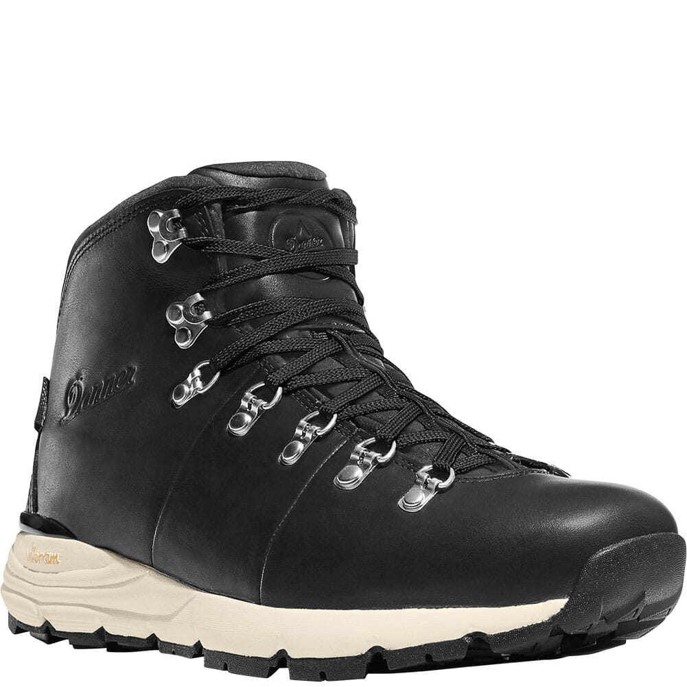 Image for Danner Men's Mountain 600 Hiking Boots - Black from bootbay
