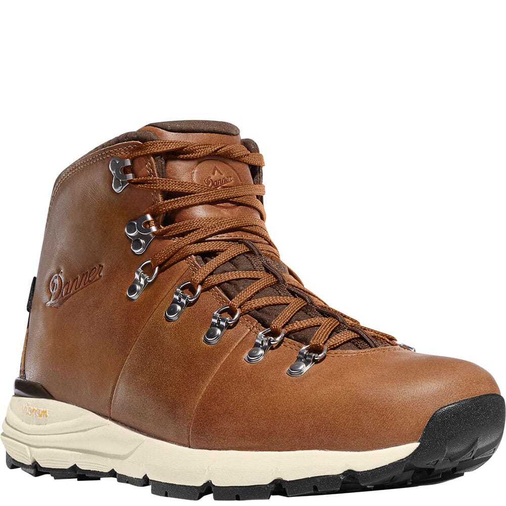 Image for Danner Men's Mountain 600 Hiking Boots - Saddle Tan from bootbay