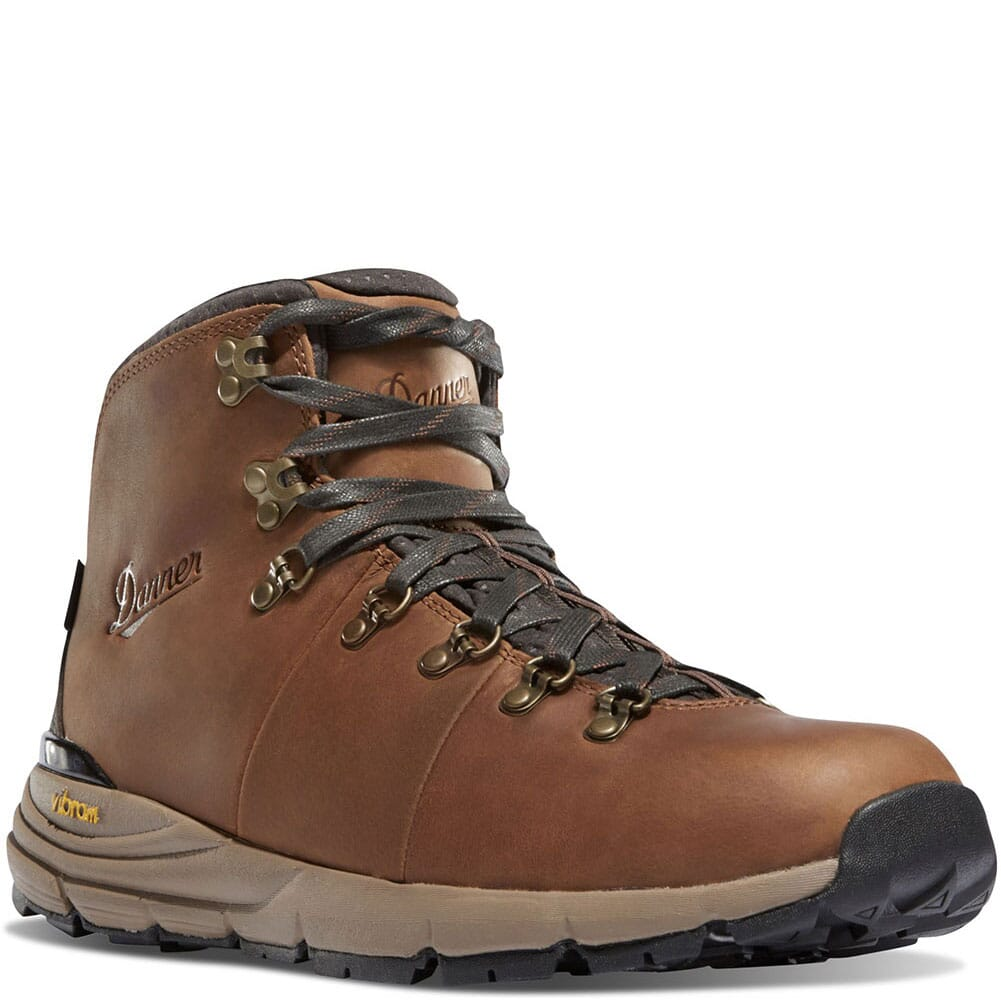 Image for Danner Men's Mountain 600 Hiking Boots - Rich Brown from bootbay