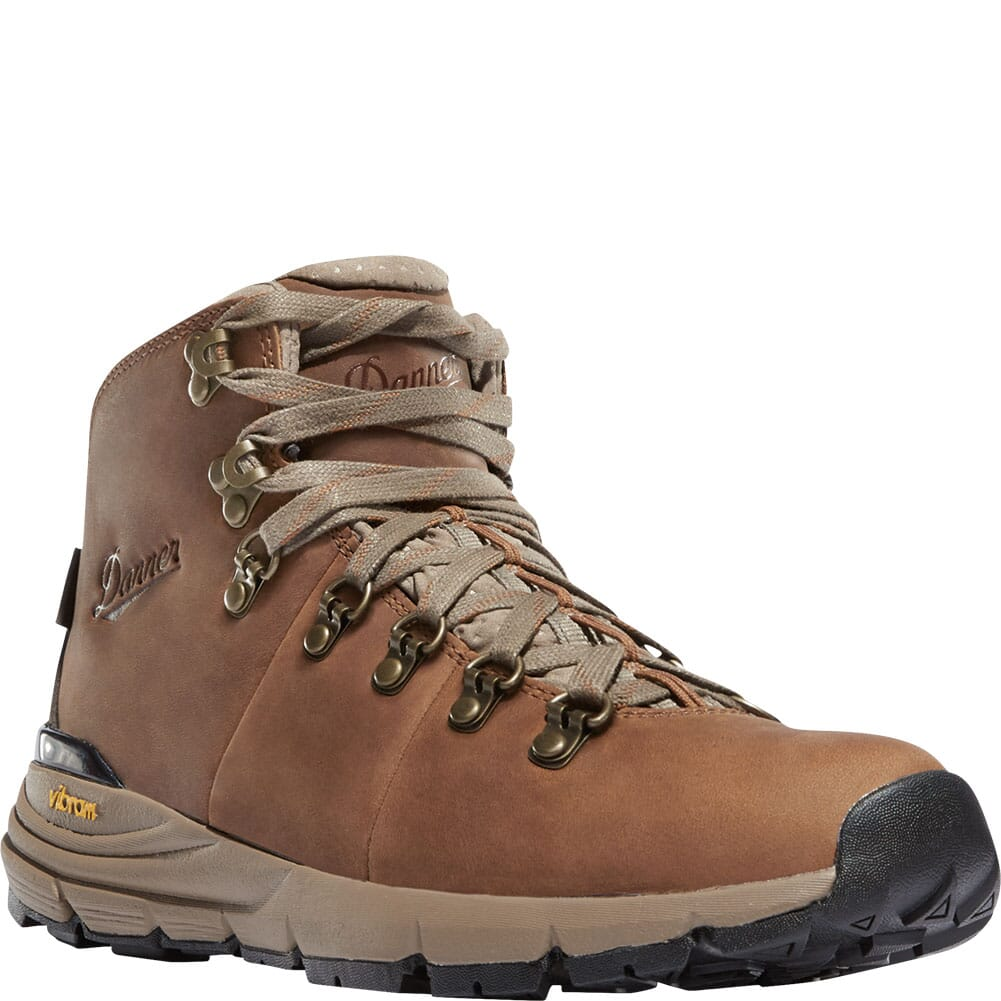 Image for Danner Women's Mountain 600 Hiking Boots - Brown from elliottsboots