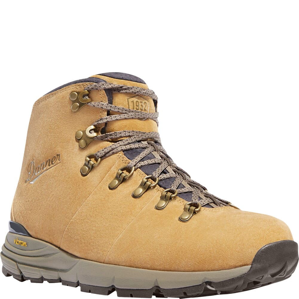 Image for Danner Men's Mountain 600 Hiking Boots - Sand from bootbay