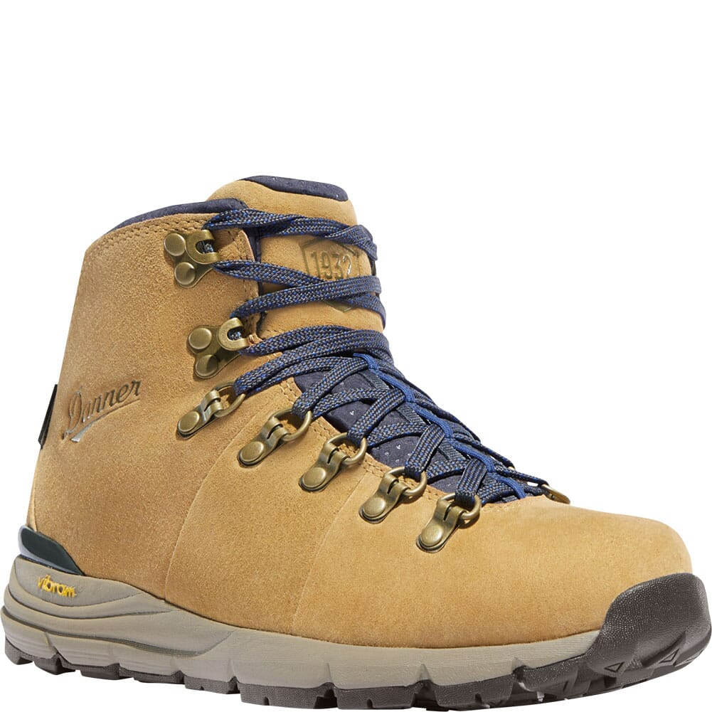 Image for Danner Women's Mountain 600 Hiking Boots - Sand from bootbay