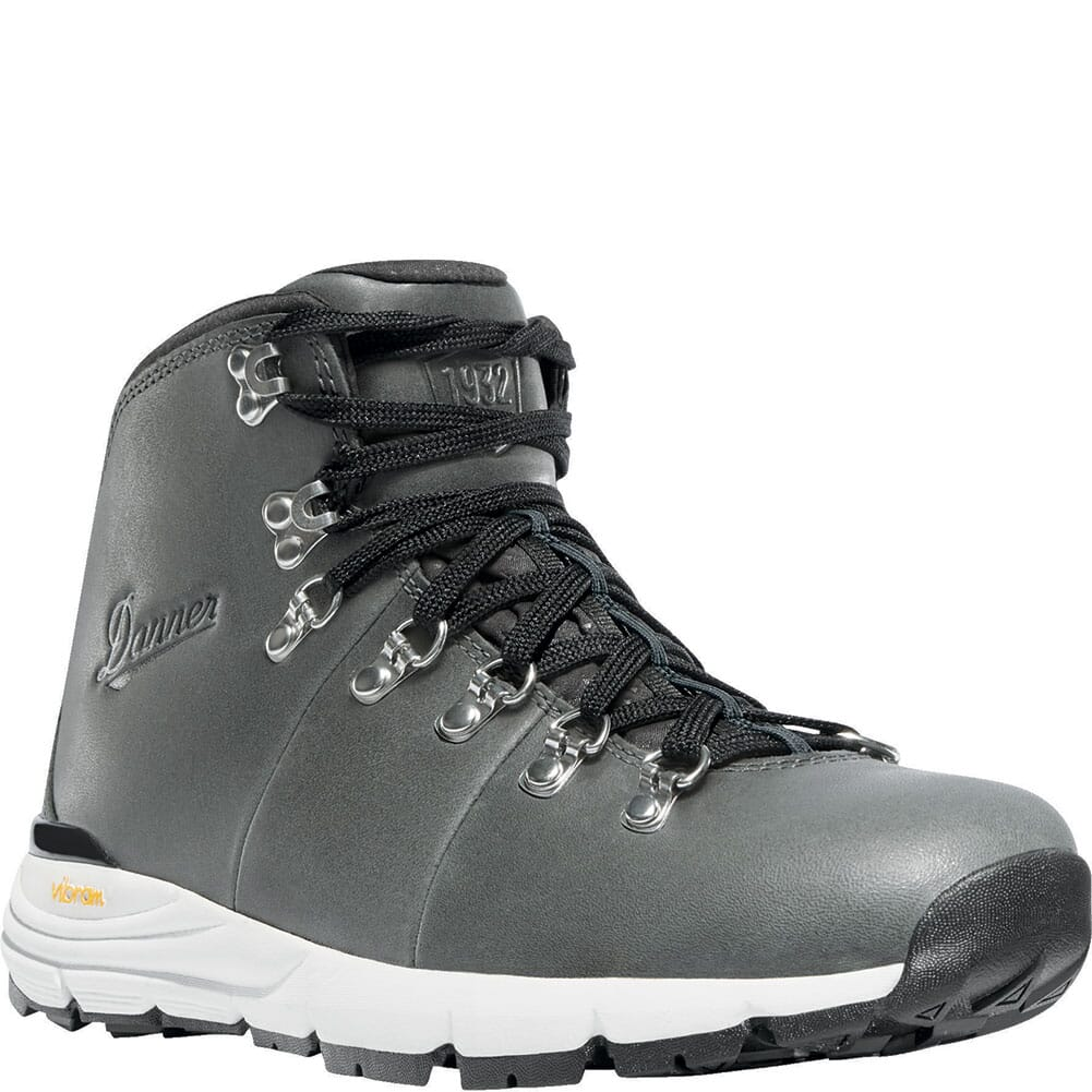 Image for Danner Women's Mountain 600 Hiking Boots - Gray from elliottsboots