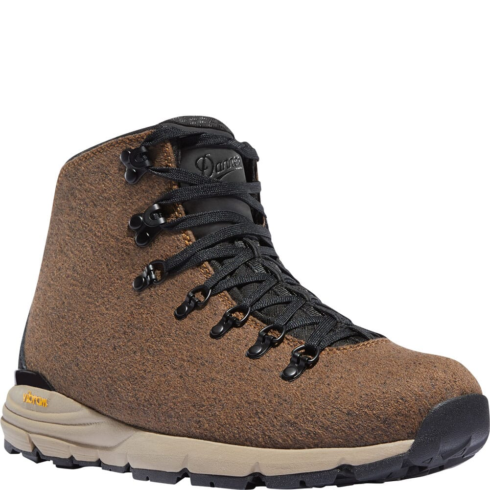 Image for Danner Men's Mountain 600 Enduroweave Hiking Boots - Brown from bootbay