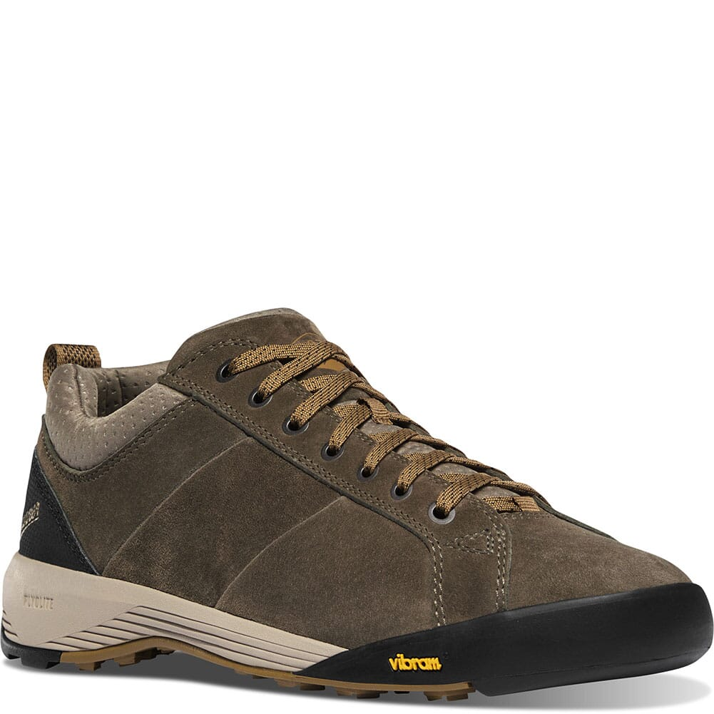 Image for Danner Men's Camp Sherman Hiking Shoes - Brown/Brindle from bootbay