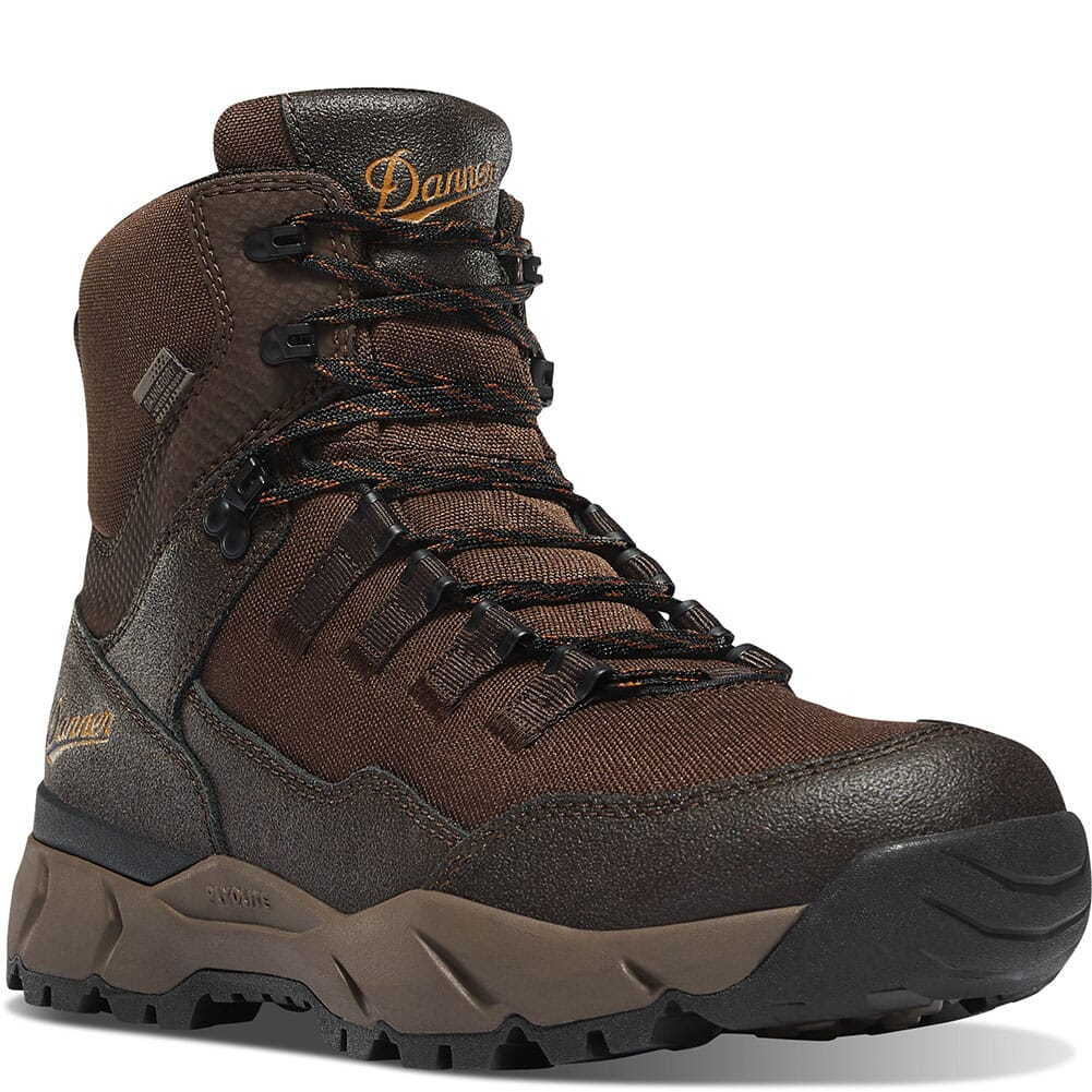 Image for Danner Men's Vital Trail Hiking Boots - Coffee Brown from bootbay