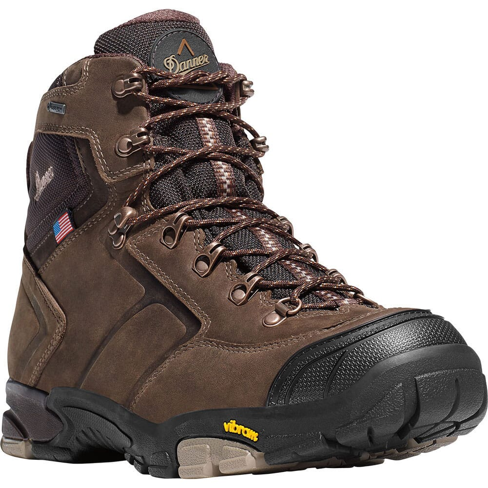 Image for Danner Men's Mt. Adams 4.5 Hiking Boots - Brown from bootbay