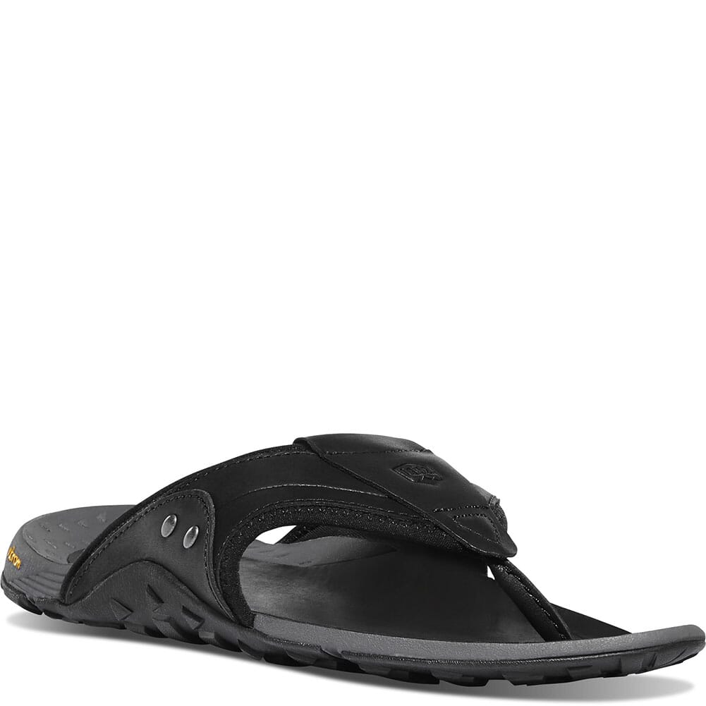 Image for Danner Men's Lost Coast Sandals - Black from bootbay