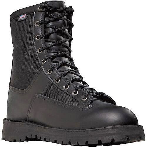 Image for Danner Women's Acadia GTX Military Boots - Black from elliottsboots