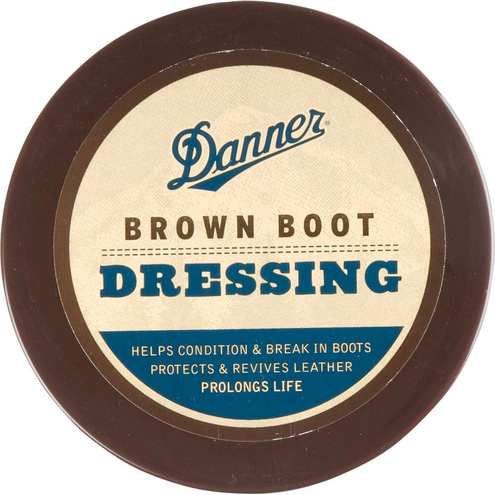 Image for Danner Boot Dressing (4oz) - Brown from bootbay