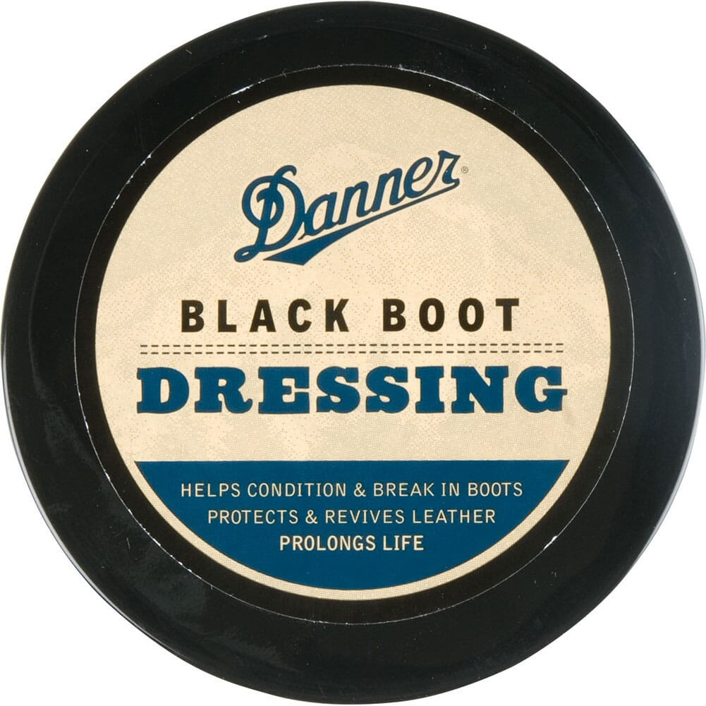 Image for Danner Boot Dressing (4oz) - Black from bootbay