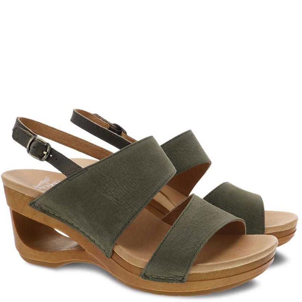 Image for Dansko Women's Tamia Sandals - Sage from elliottsboots
