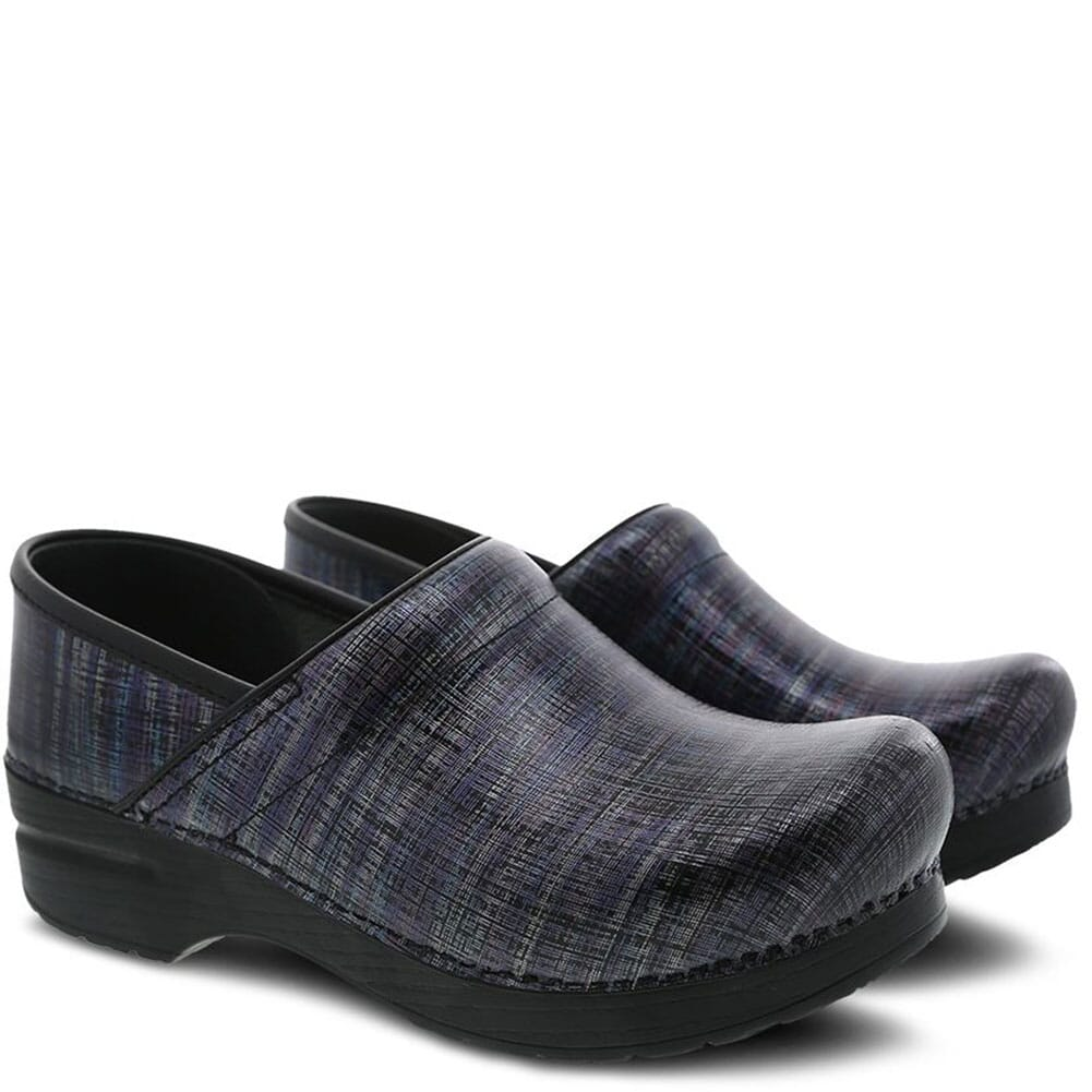 Image for Dansko Women's Professional Clogs - Linen Patent from elliottsboots