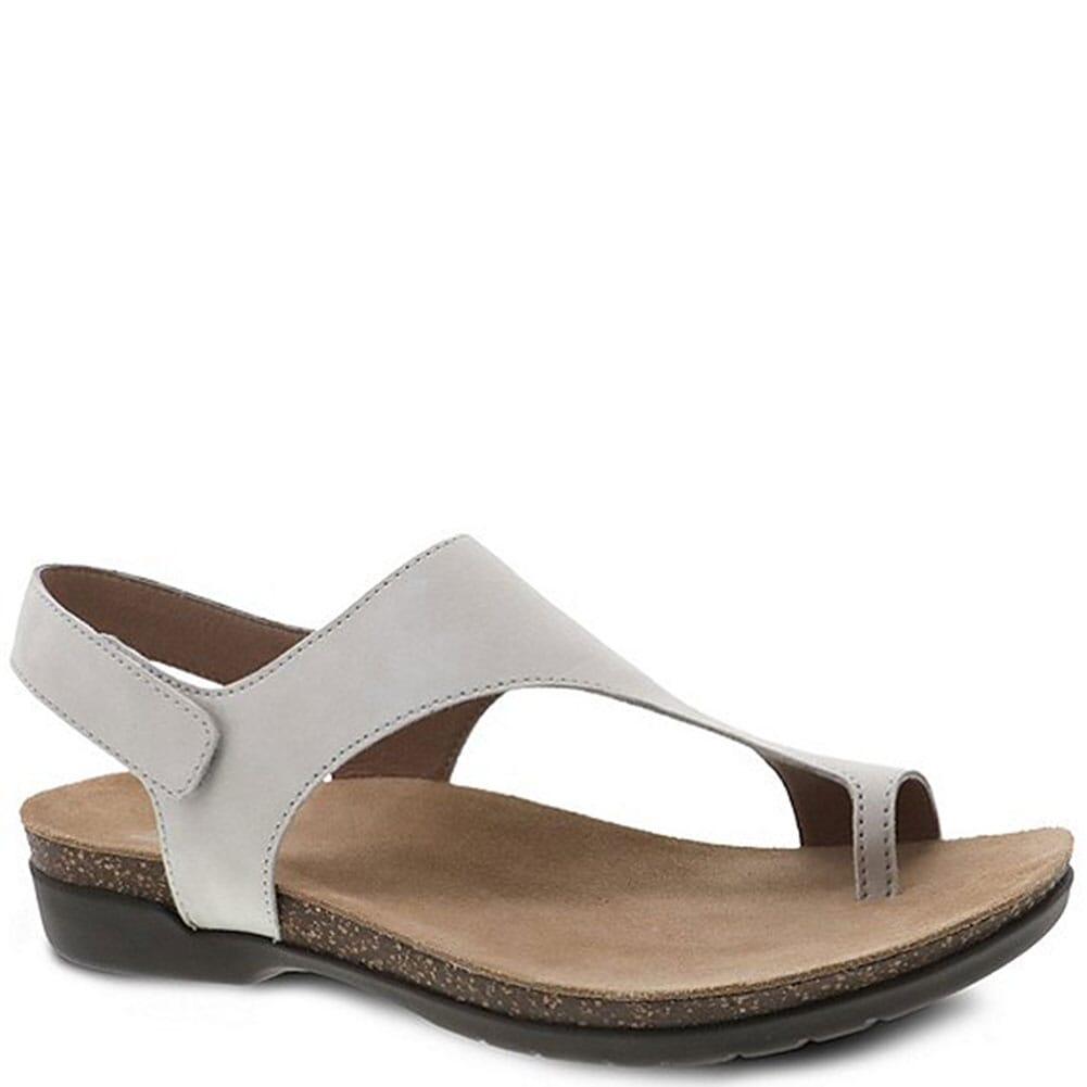 Image for Dansko Women's Reece Sandals - Ivory Milled from elliottsboots