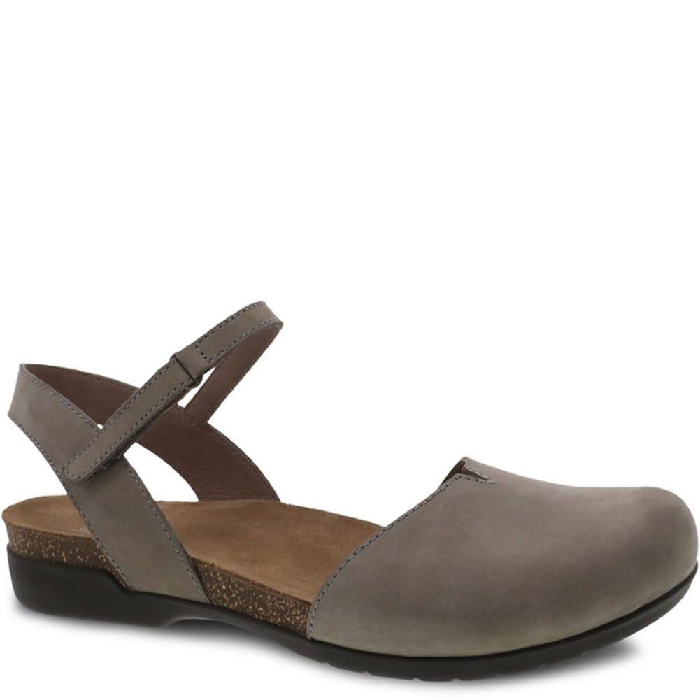 Image for Dansko Women's Rowan Sandals - Taupe Nubuck from bootbay