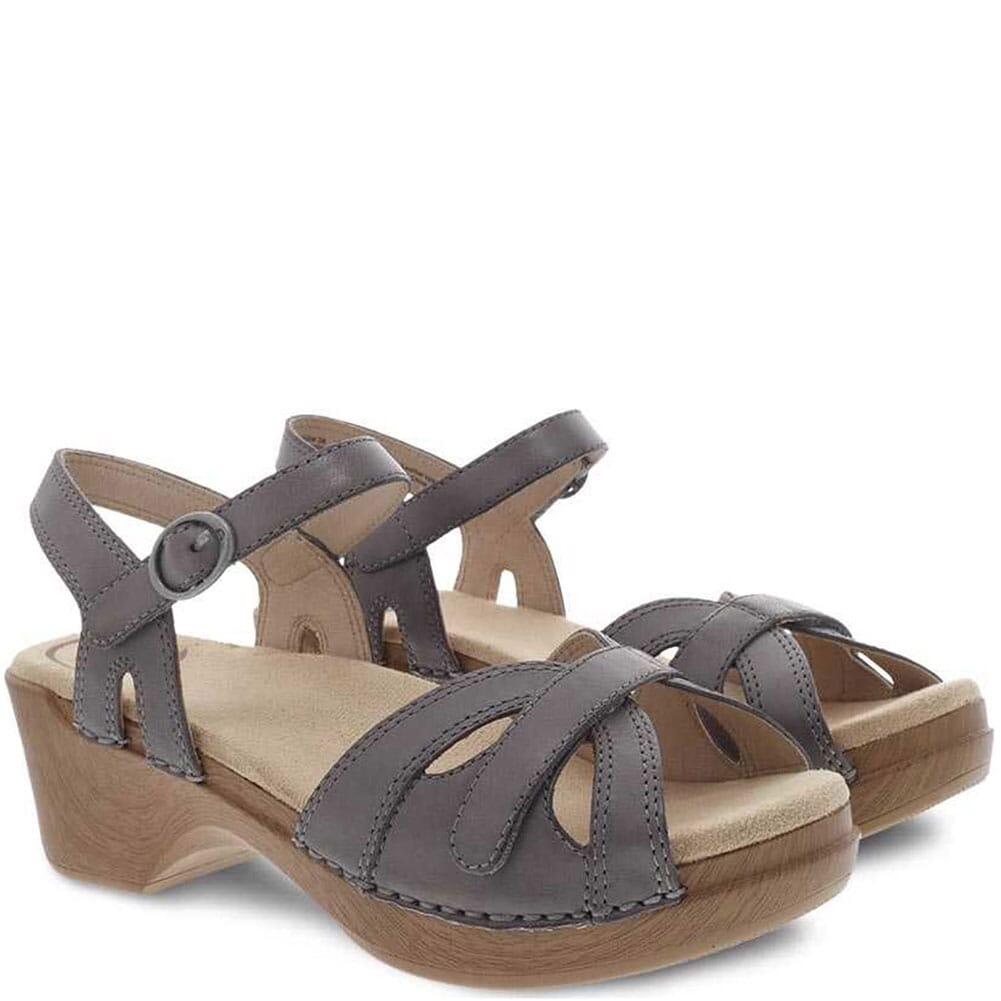 Image for Dansko Women's Season Sandals - Stone from bootbay