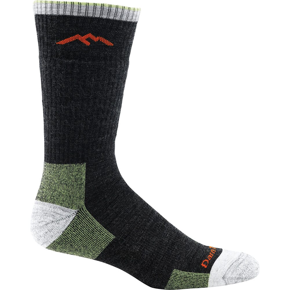 Image for Darnough Men's Cushion Boot Socks - Lime from bootbay