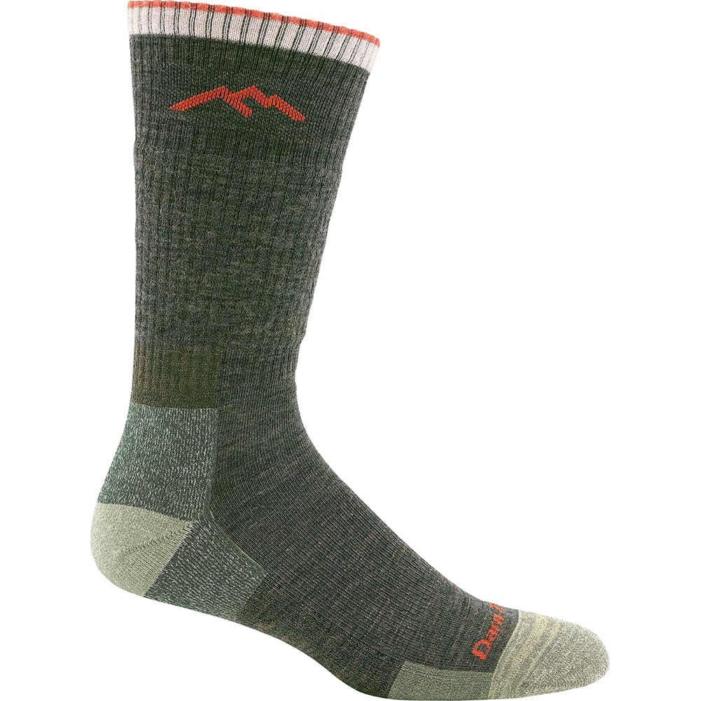 Image for Darnough Men's Cushion Boot Socks - Olive from bootbay