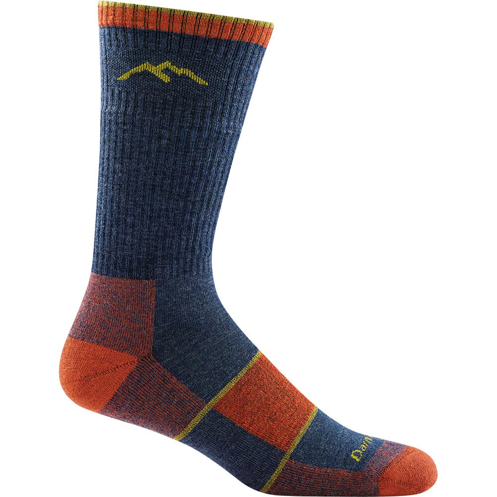 Image for Darn Tough Men's Full Cushion Hiker Socks - Denim from bootbay