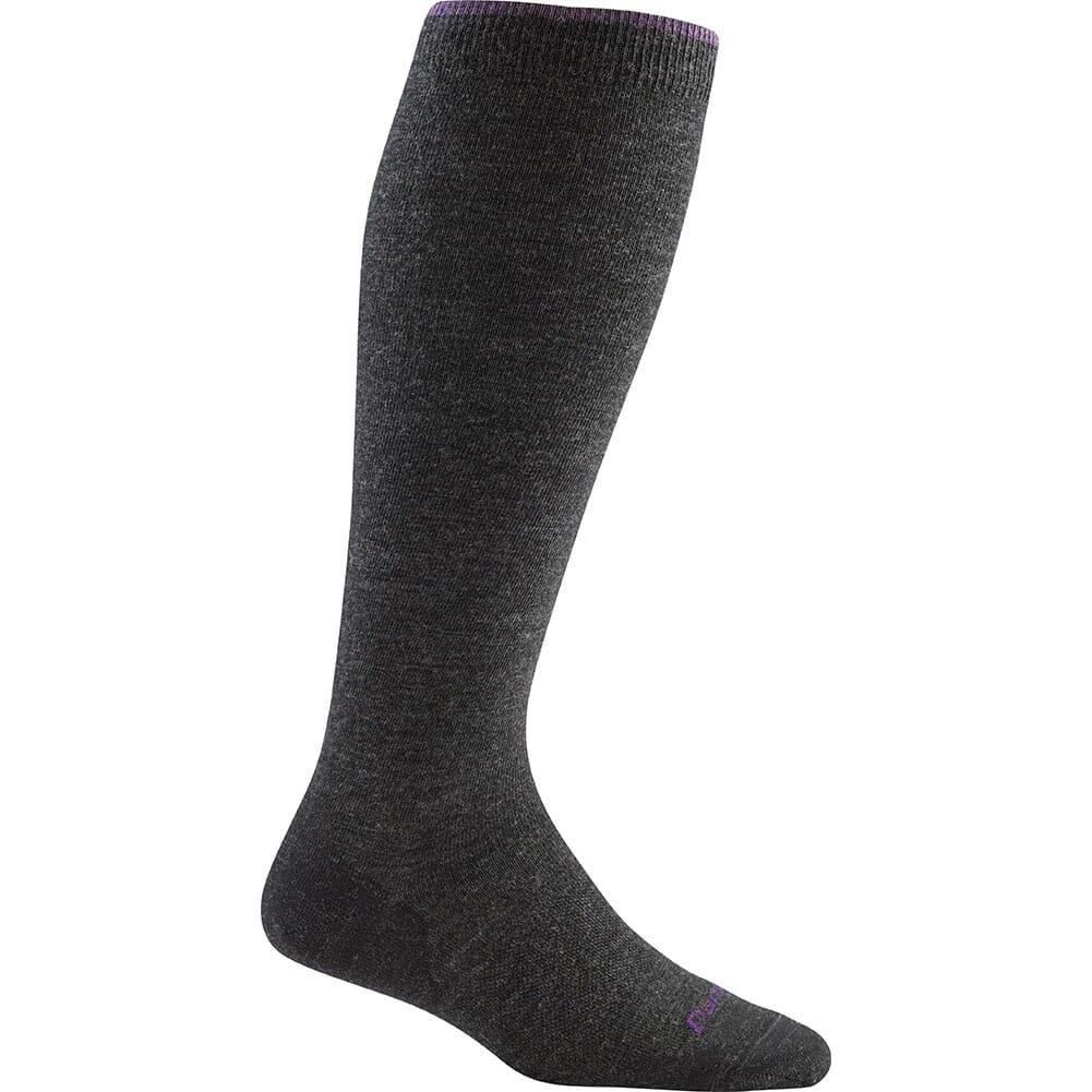 Image for Darntough Women's Knee High Light Socks - Charcoal from bootbay