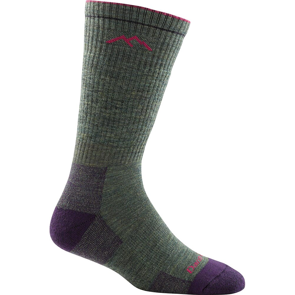 Image for Darn Tough Women's Hiker Boot Socks - Moss Heather from bootbay