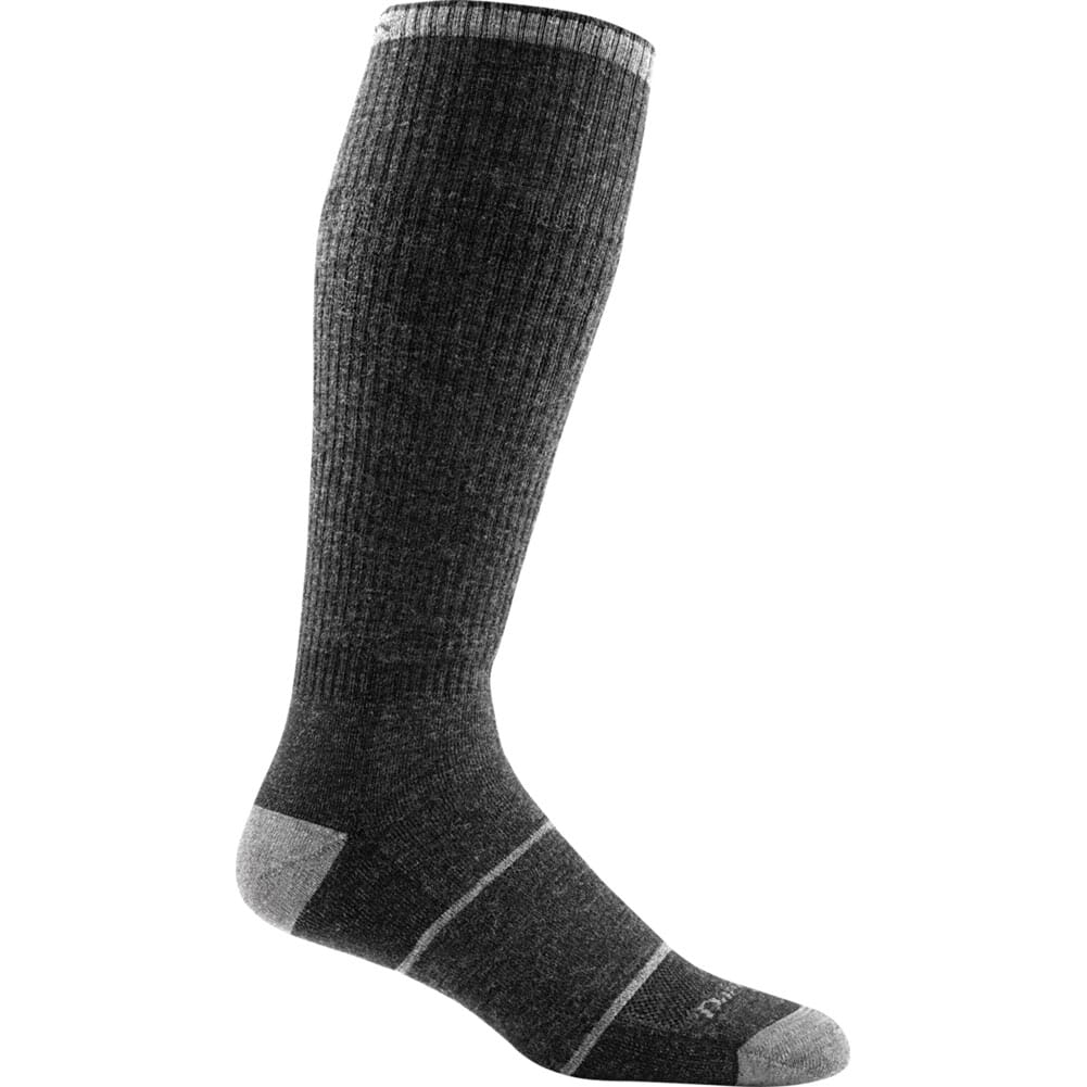 Image for Darn Tough Westerner Over-the-Calf Socks - Gravel from bootbay